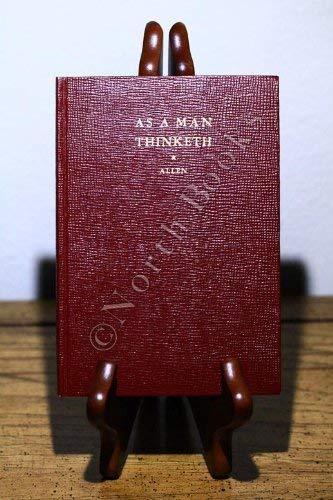 9780800711429: As a Man Thinketh