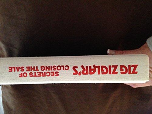 9780800712136: Zig Ziglar's Secrets of Closing the Sale