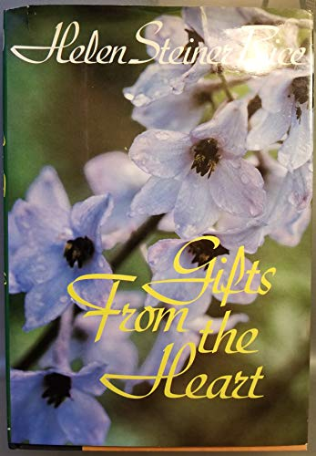 Gifts from the heart: Rice, Helen Steiner
