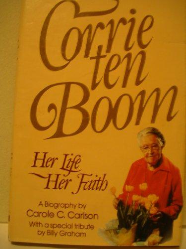 9780800712938: Corrie Ten Boom: Her Life Her Faith
