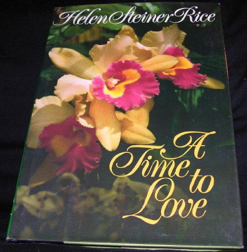 9780800714963: A Time to Love