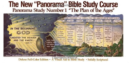 9780800715786: The New Panorama Bible Study Course No. 1: The Plan of the Ages