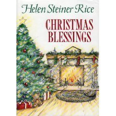 Christmas Blessings: Rice, Helen Steiner