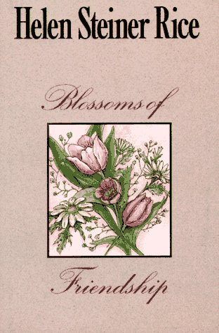 9780800716646: Blossoms of Friendship: Celebrate the Joy of Friendship with This Gift of Verse and Watercolors
