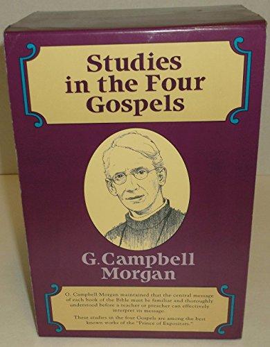9780800716875: Studies in the Four Gospels