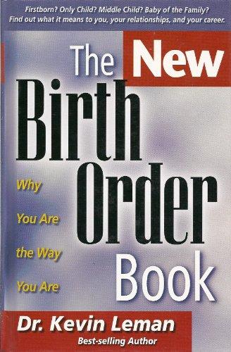 New Birth Order Book