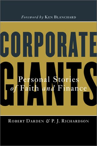 9780800717872: Corporate Giants: Personal Stories of Faith and Finance