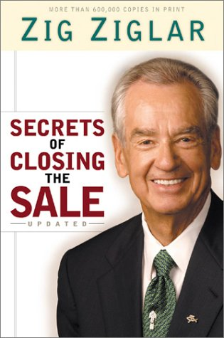 9780800718275: Secrets of Closing the Sale