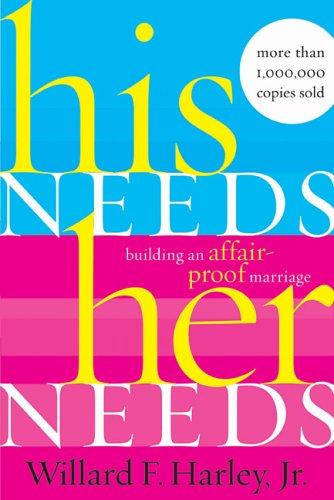 9780800718855: His Needs Her Needs