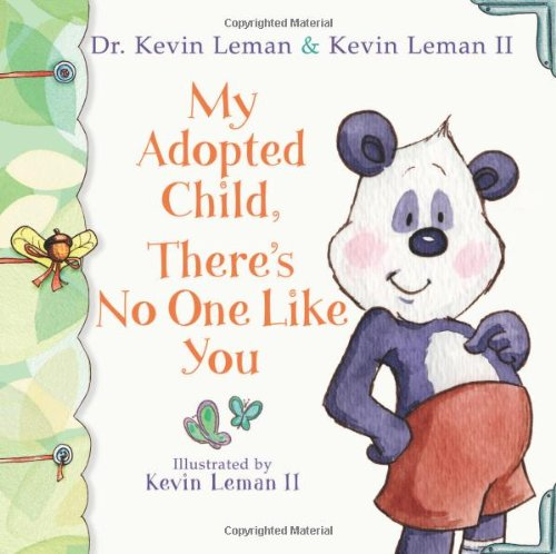 9780800718893: My Adopted Child, There's No One Like You (Birth Order Books)