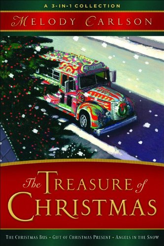 The Treasure of Christmas: 3-in-1 Collection: Carlson, Melody
