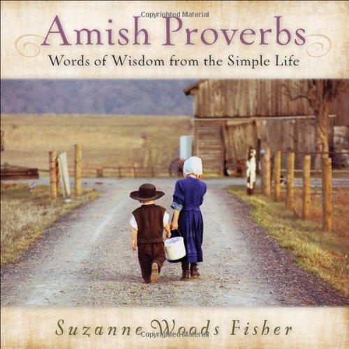 9780800719531: Amish Proverbs: Words of Wisdom from the Simple Life