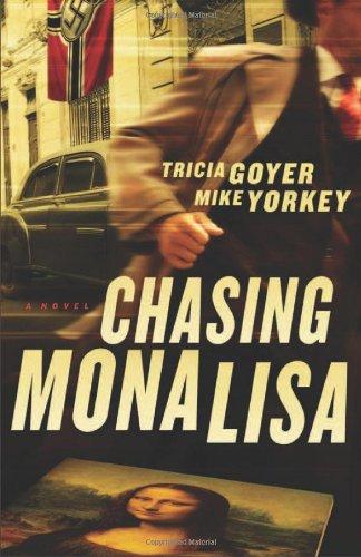 9780800720469: Chasing Mona Lisa: A Novel