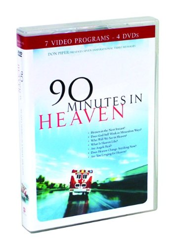 90 Minutes in Heaven: See Life's Troubles in a Whole New Light (0800720555) by Piper, Don; Murphey, Cecil