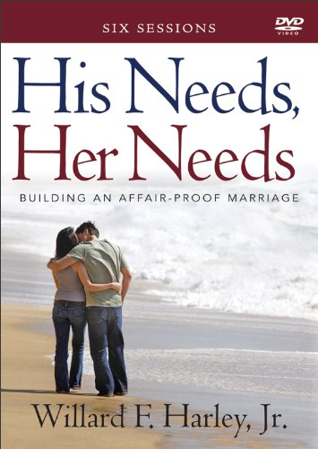 9780800720995: His Needs, Her Needs: Building an Affair-Proof Marriage