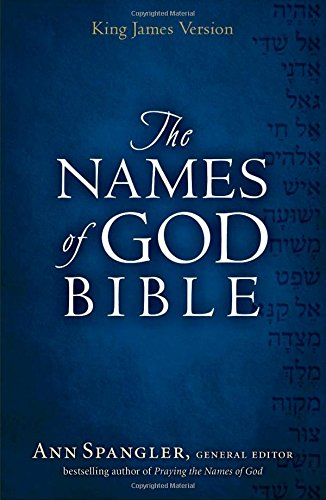 9780800722845: KJV Names of God Bible