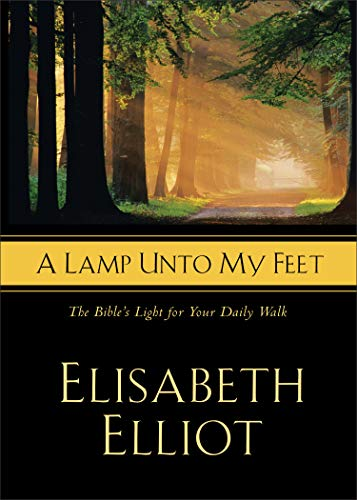 9780800724979: A Lamp Unto My Feet: The Bible's Light for Your Daily Walk