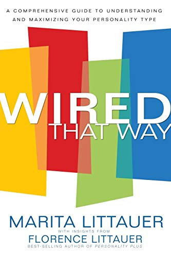9780800725372: Wired That Way: The Comprehensive Personality Plan