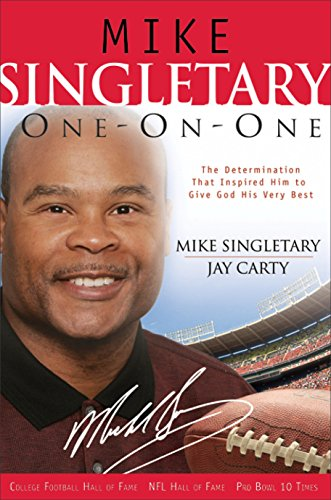 9780800725730: Mike Singletary One-On-One
