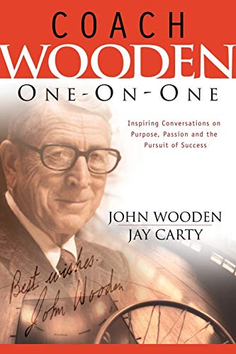 9780800726249: Coach Wooden One-On-One