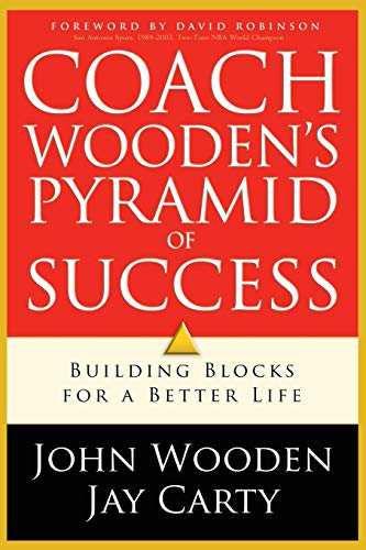 9780800726256: Coach Wooden's Pyramid of Success