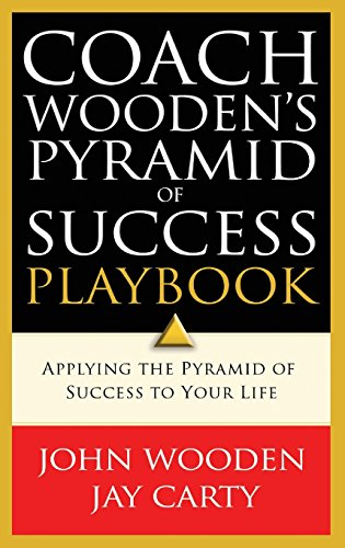 9780800726263: Coach Wooden's Pyramid of Success Playbook