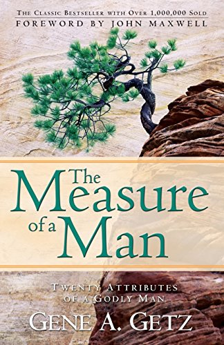 9780800726492: The Measure of a Man