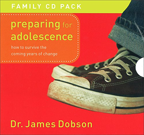 9780800726539: Preparing for Adolescence: How to Survive the Coming Years of Change