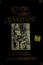 9780800730307: Letters of St. Augustine