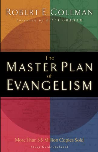 9780800731229: The Master Plan of Evangelism