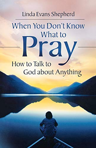 9780800733131: When You Don't Know What to Pray: How to Talk to God about Anything