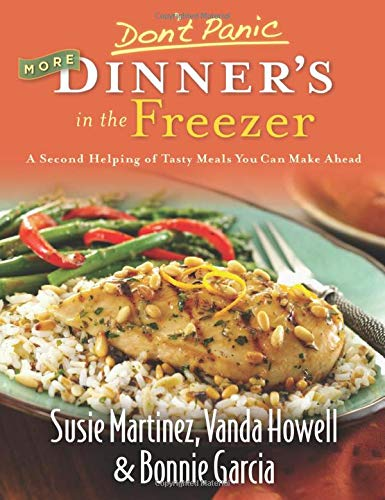 Don't Panic: More Dinner's in the Freezer: Susie Martinez, Vanda