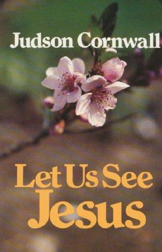 9780800750527: Let Us See Jesus