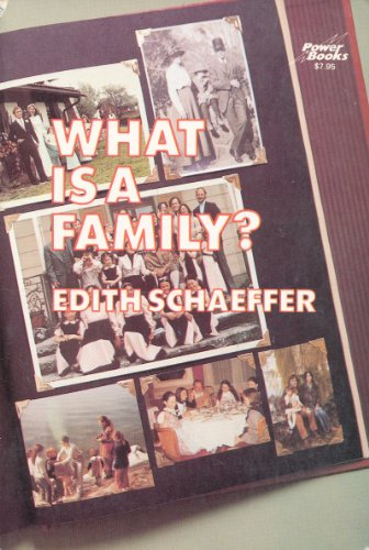 9780800750886: What Is a Family