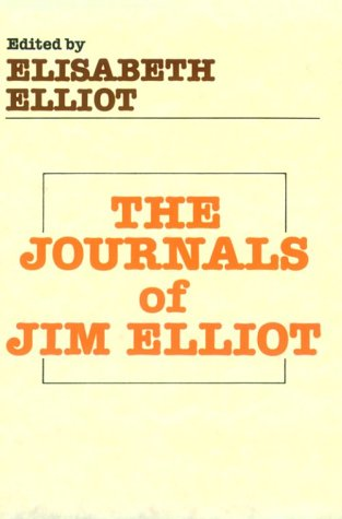 9780800751470: Journals of Jim Elliot