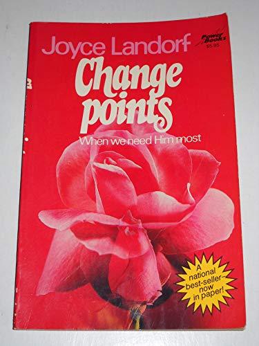 Change Points: Joyce Landorf
