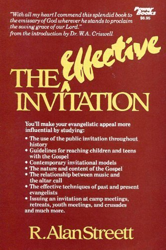 The Effective Invitation