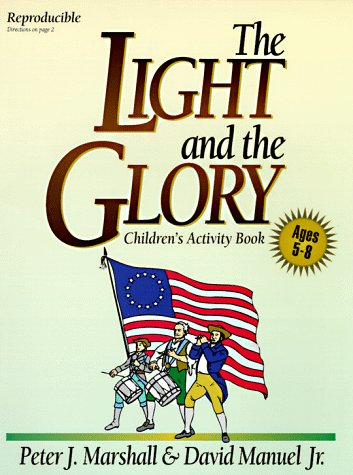9780800755744: The Light and the Glory : Children's Activity Book