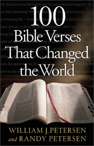 9780800757601: 100 Bible Verses That Changed the World