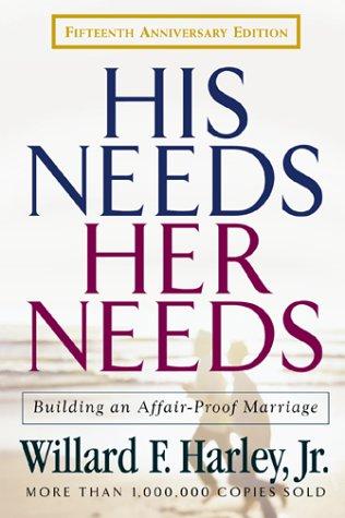 9780800757793: His Needs, Her Needs