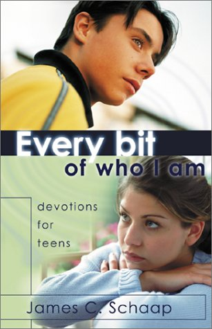 9780800757908: Every Bit of Who I Am: Devotions for Teens