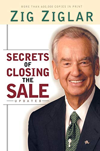 9780800759759: Secrets of Closing the Sale