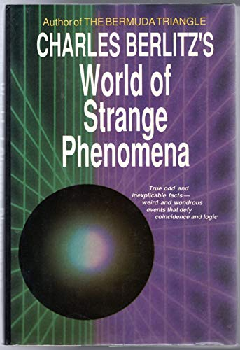9780800772055: Charles Berlitz's World of Strange Phenomena