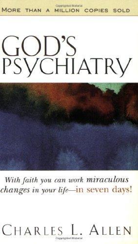 9780800780159: God's Psychiatry