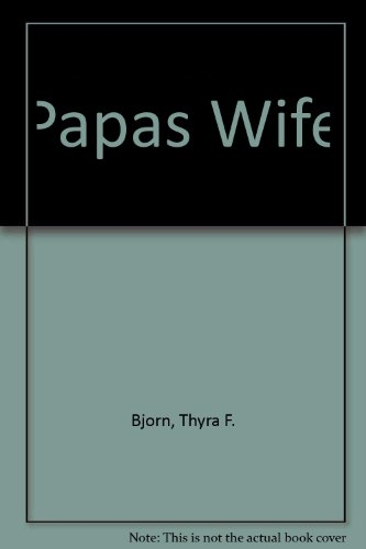 9780800781262: Papas Wife