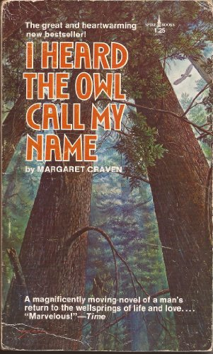 9780800781989: I heard the owl call my name