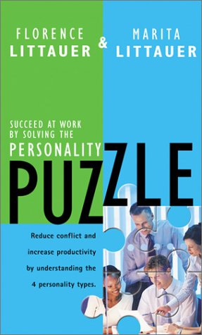 9780800787035: Personality Puzzle