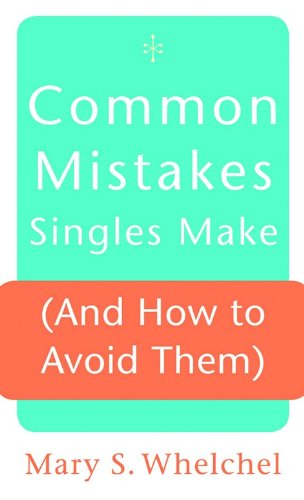 9780800787677: Common Mistakes Singles Make (And How to Avoid Them)