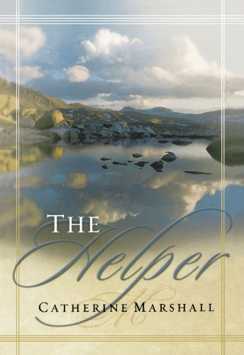 The Helper 9780800792978 In The Helper, Catherine Marshall gives you a revealing introduction to the Holy Spirit. She shares forty inspirational readings which c