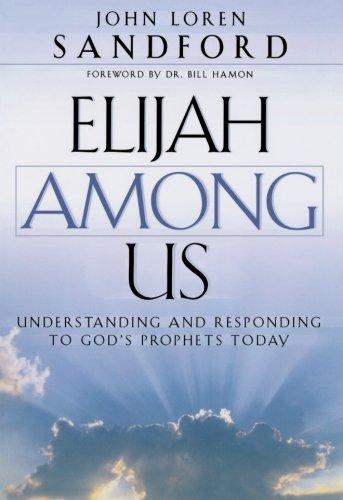 9780800793036: Elijah Among Us: Understanding and Responding to God's Prophets Today